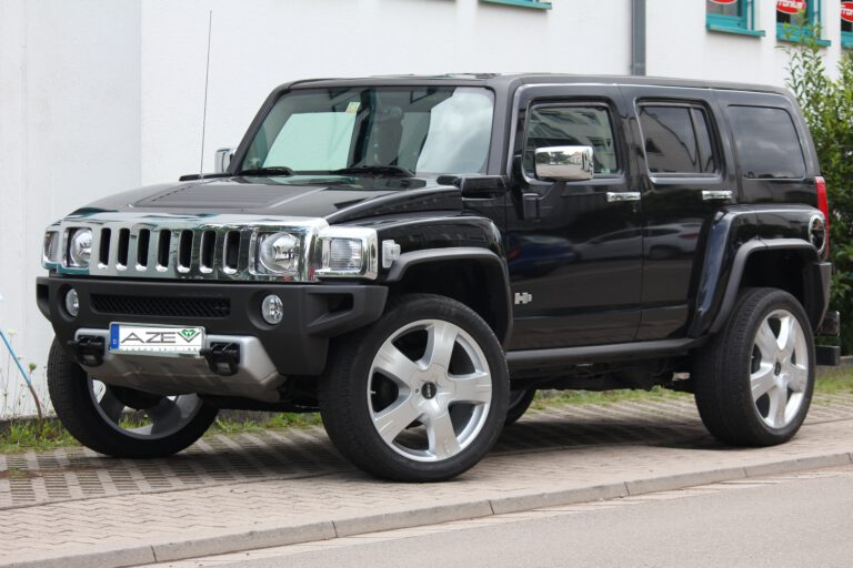 R Classico Hummer H3_2